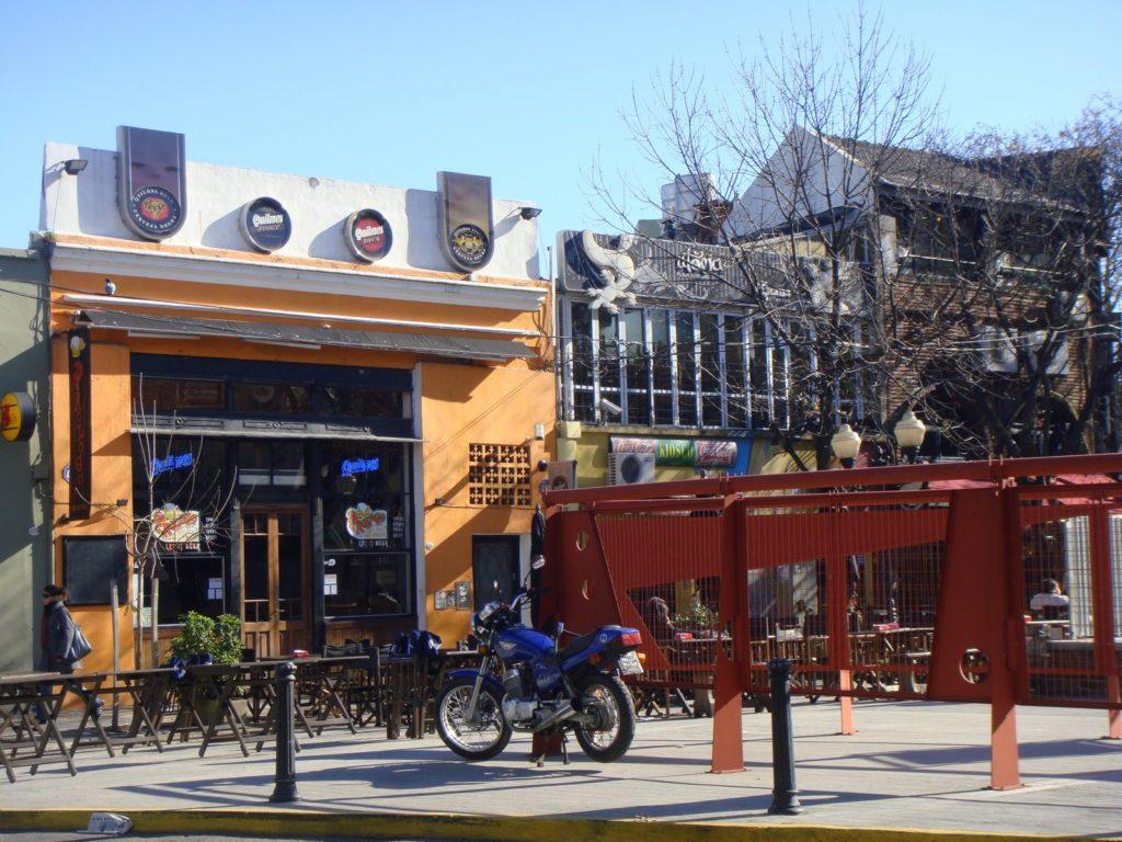Palermo Viejo, Buenos Aires