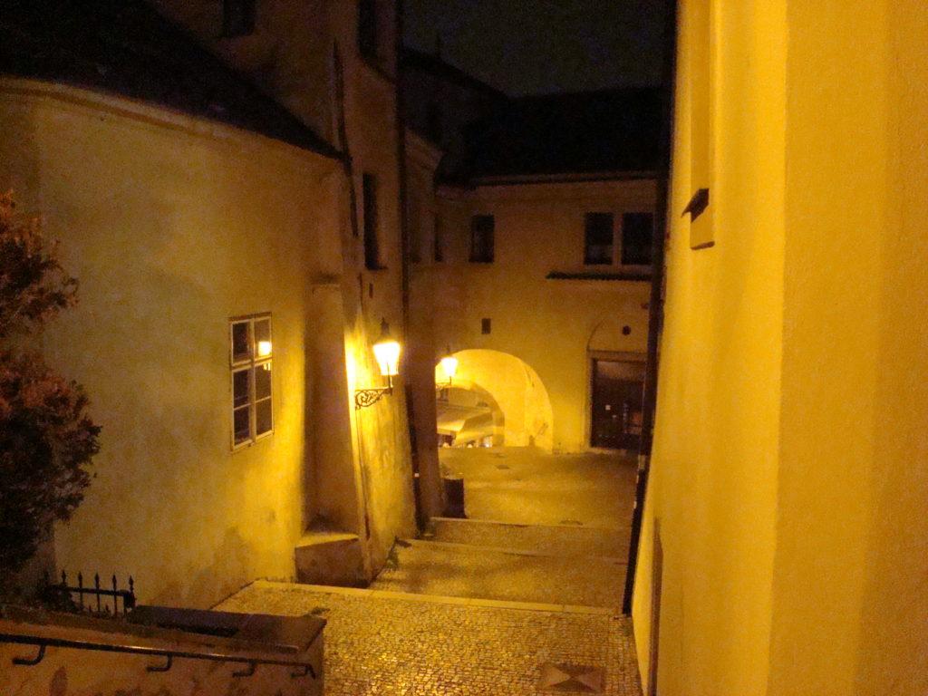 Noche en Praga, Elisa N Diseño de Viajes