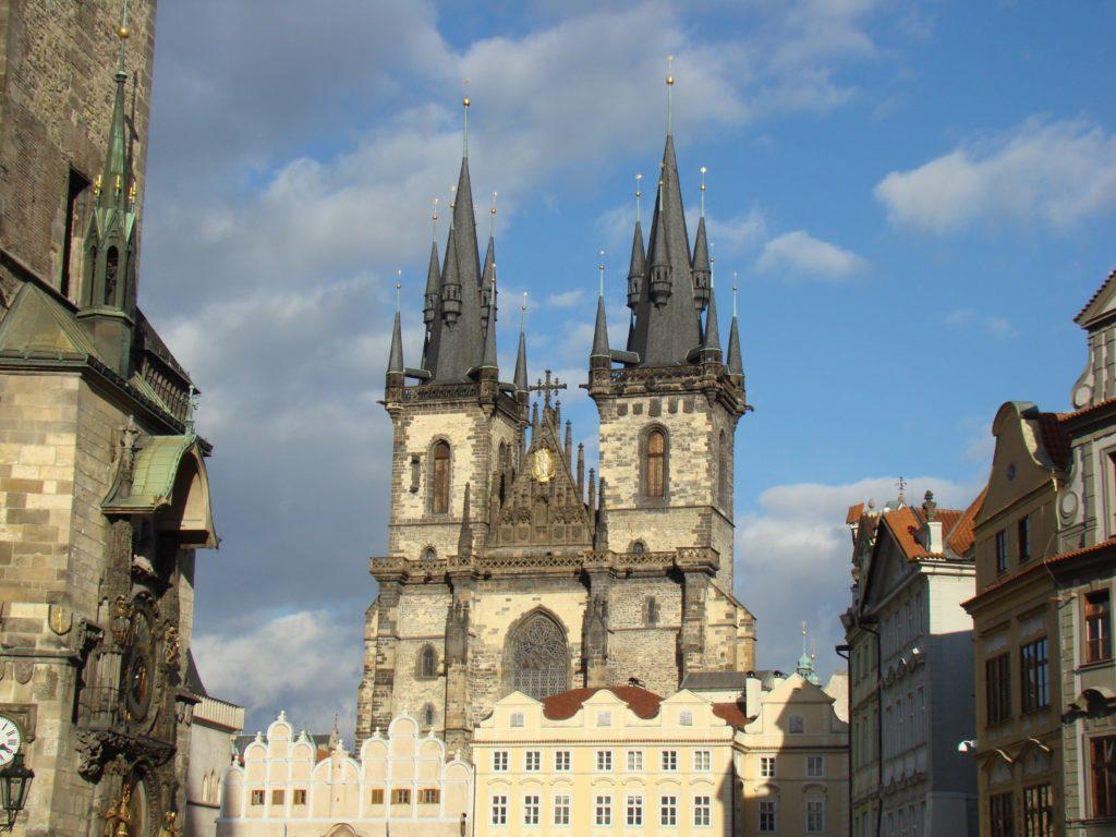 Ciudad Vieja de Praga, República Checa