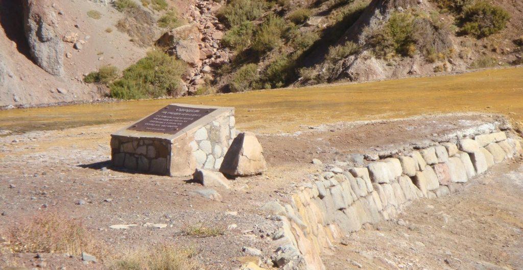 Hotel del Puente del Inca