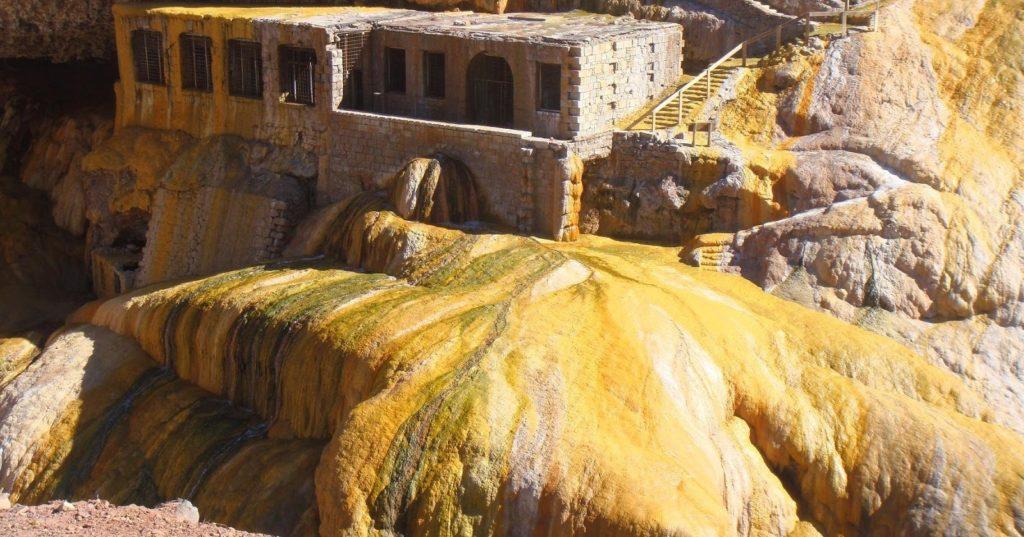 Viejo Hotel del Puente del Inca