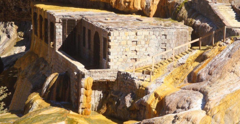 Puente del Inca, Mendoza, Blog de Elisa N