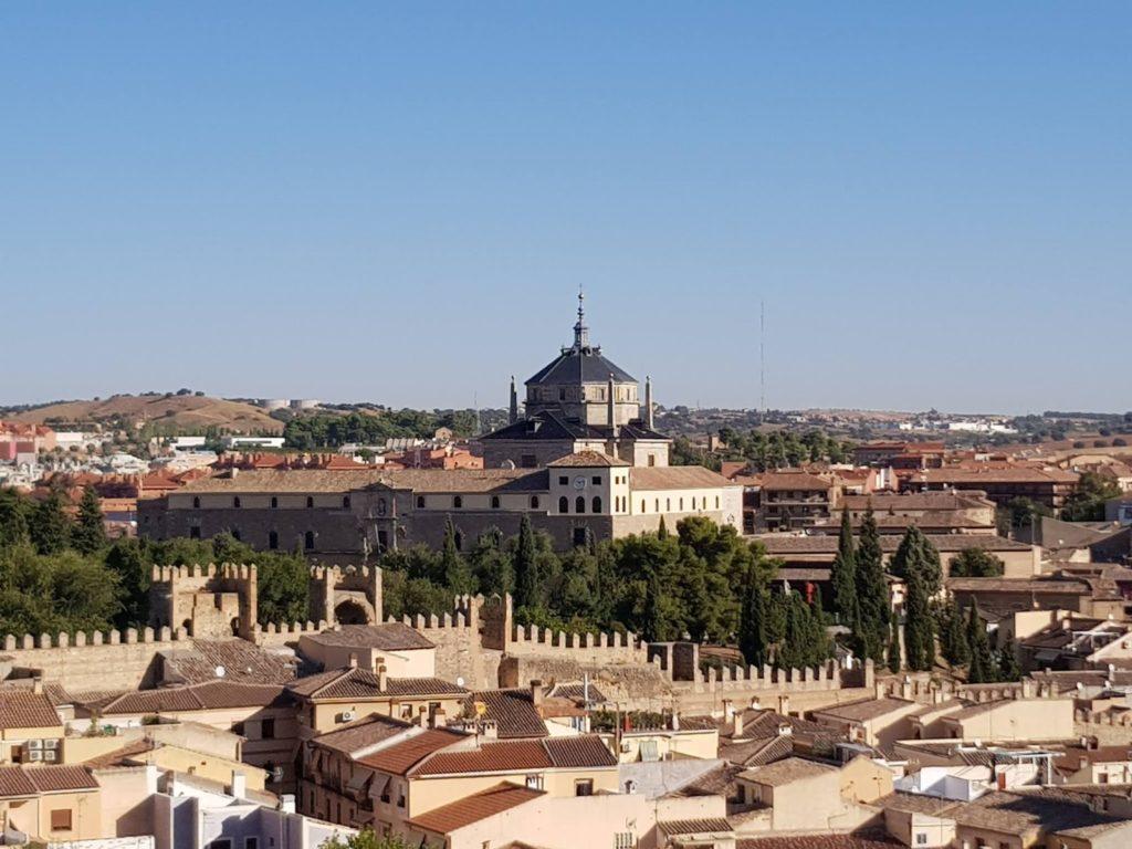 Recuerdos de Toledo, España