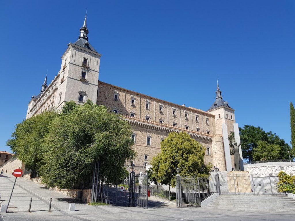 Alcázar, Recuerdos de Toledo, España