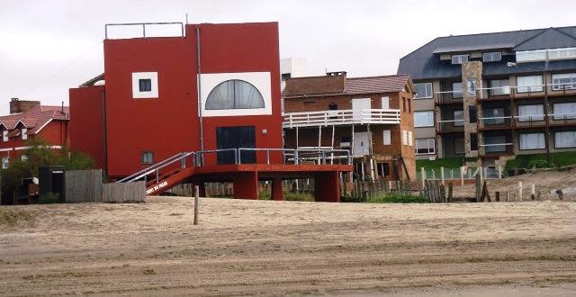Casa de Clorindo Testa en Ostende