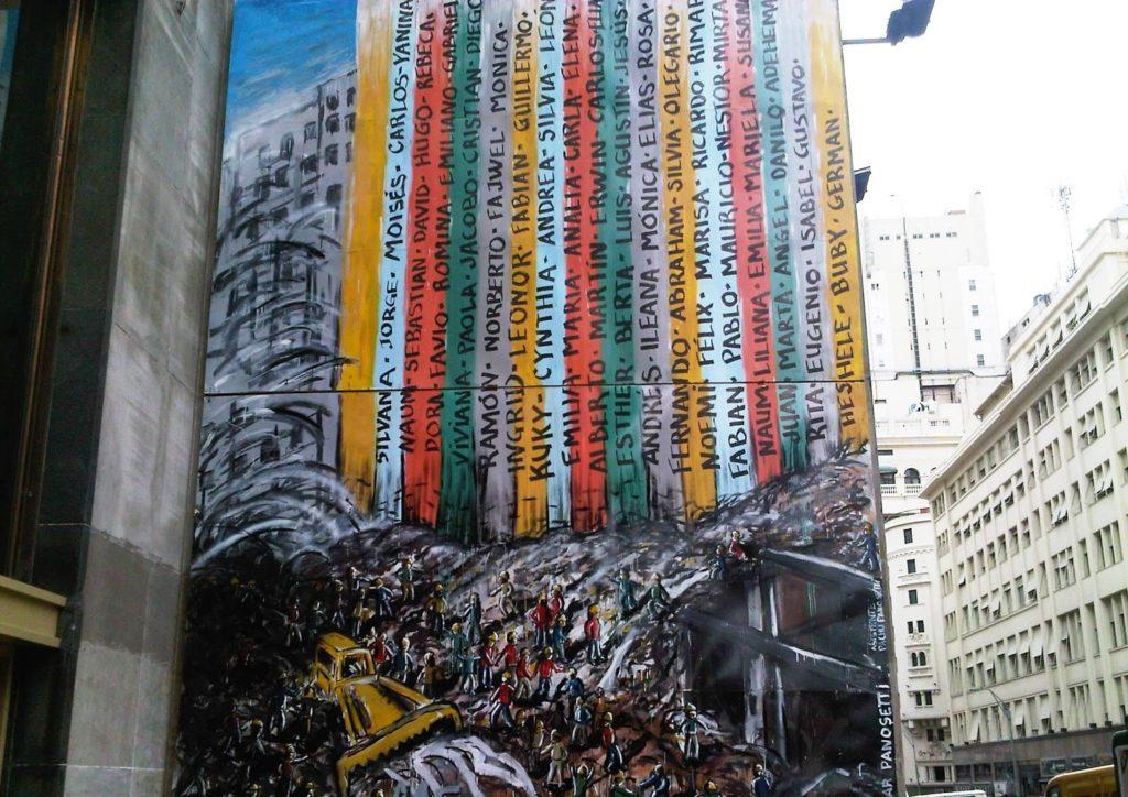 Memoria Argentina, Buenos Aires