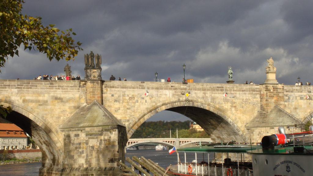 Puente de Carlos, Praga, Praha, Elisa N Diseño de Viajes