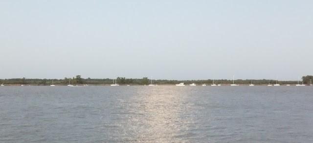Río Paraná, Rosario