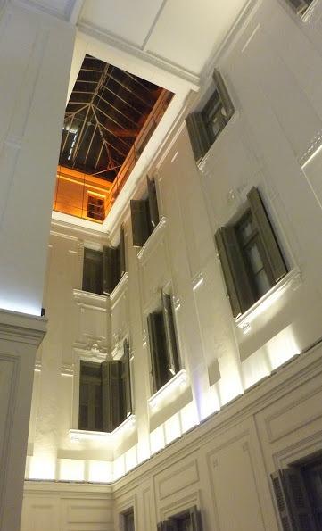 Terraza del Esplendor Savoy Hotel, Rosario
