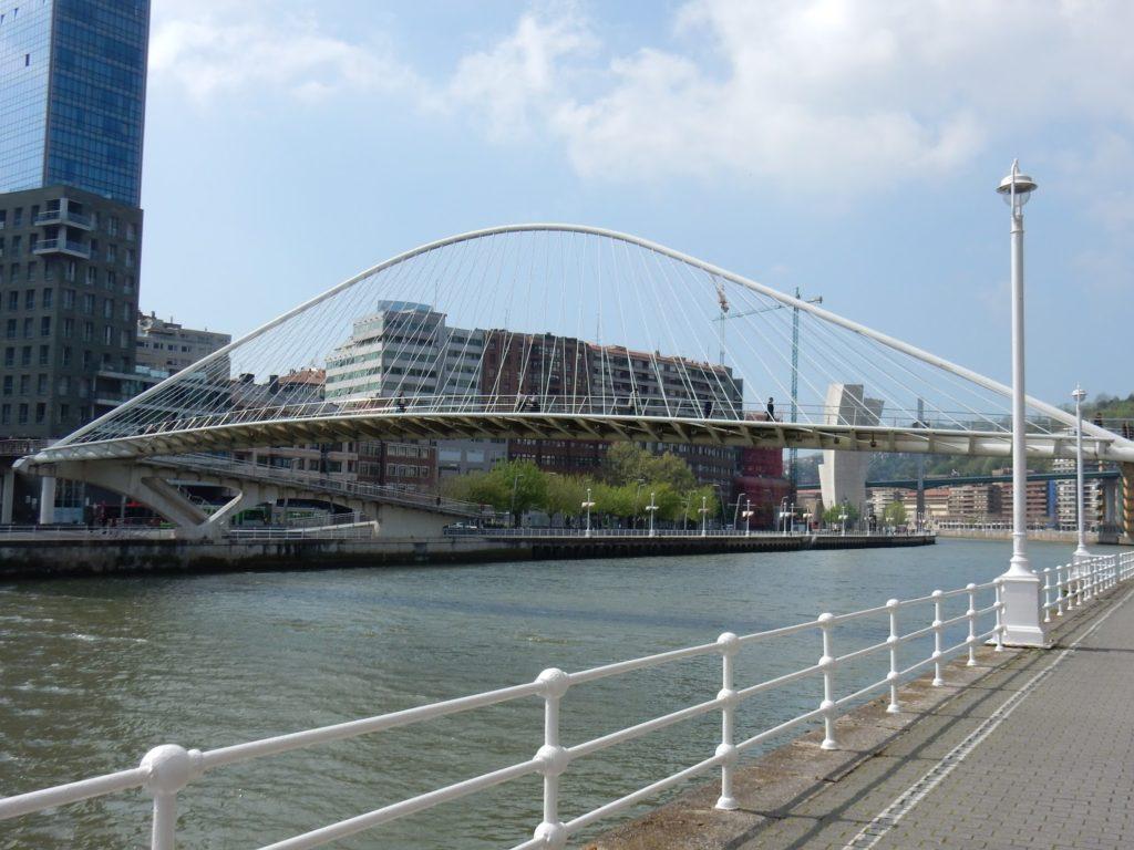 Puente Calatrava, Bilbao, España, Elisa N, Blog de Viajes, Lifestyle, Travel