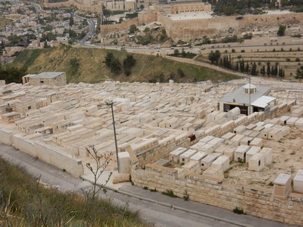 Mont des Oliviers, Getsemaní, Jérusalem, Israel