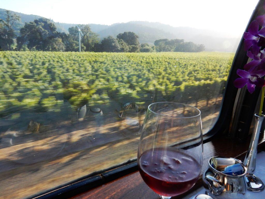 Napa Valley Wine Train, Valle de Napa, California, Elisa N, Blog de Viajes, Lifestyle, Travel, Food