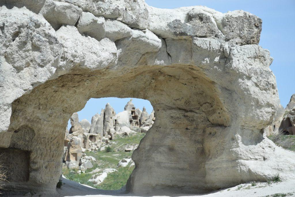 Formaciones trogloditas, Chimeneas de las Hadas, Capadocia, Goreme, Turquía, Elisa N, Blog de Viajes, Lifestyle, Travel, Monasterios rupestres