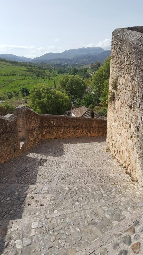 Murallas, Puente Viejo, Ronda, Málaga, Andalucía, Elisa N, Blog de Viajes, Lifestyle, Travel