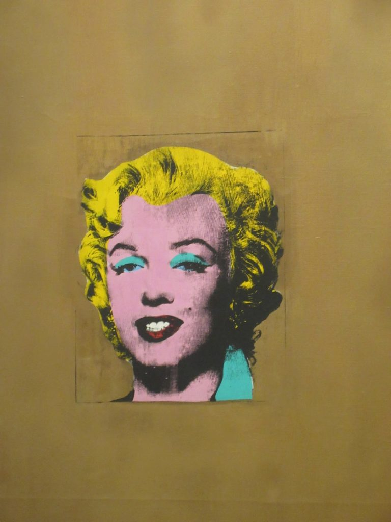 Marilyn, Andy Warhol, MOMA, Museum of Modern Art, New York, Elisa N, Blog de Viajes, Lifestyle, Travel