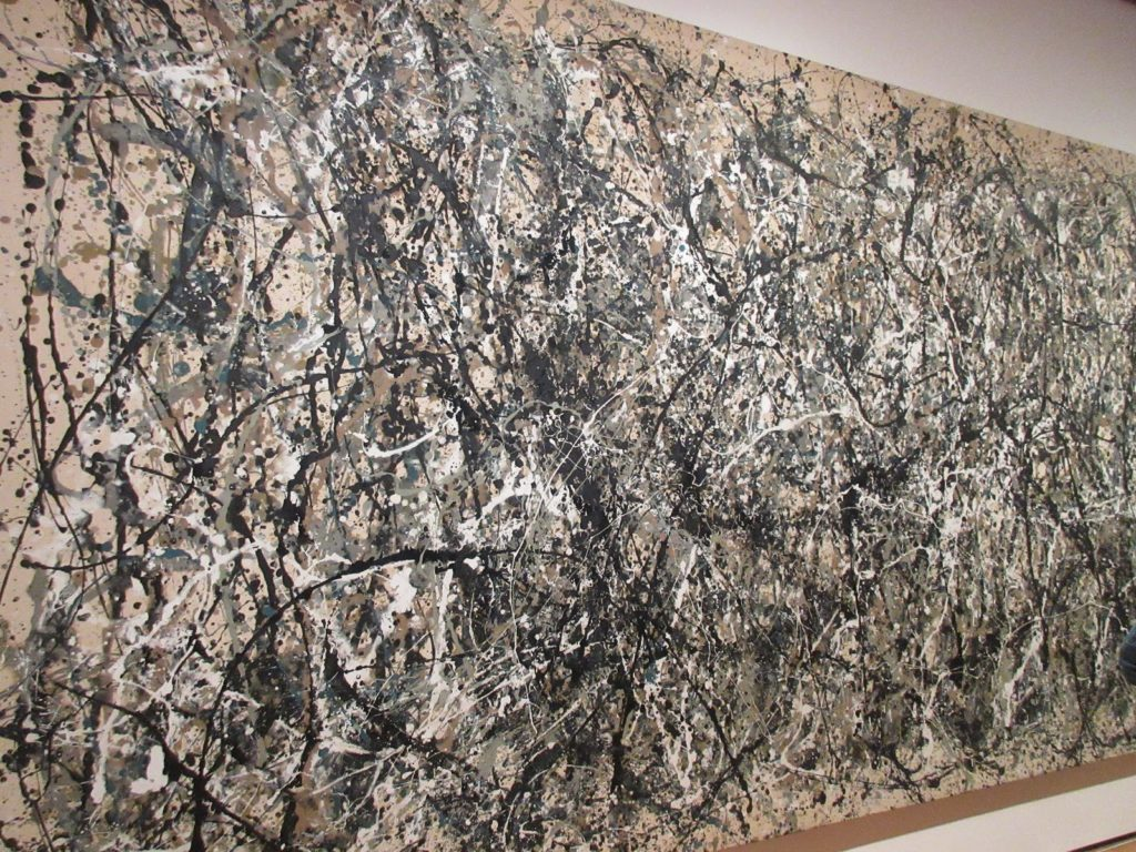 Jackson Pollock, MOMA, Museum of Modern Art, New York, Elisa N, Blog de Viajes, Lifestyle, Travel