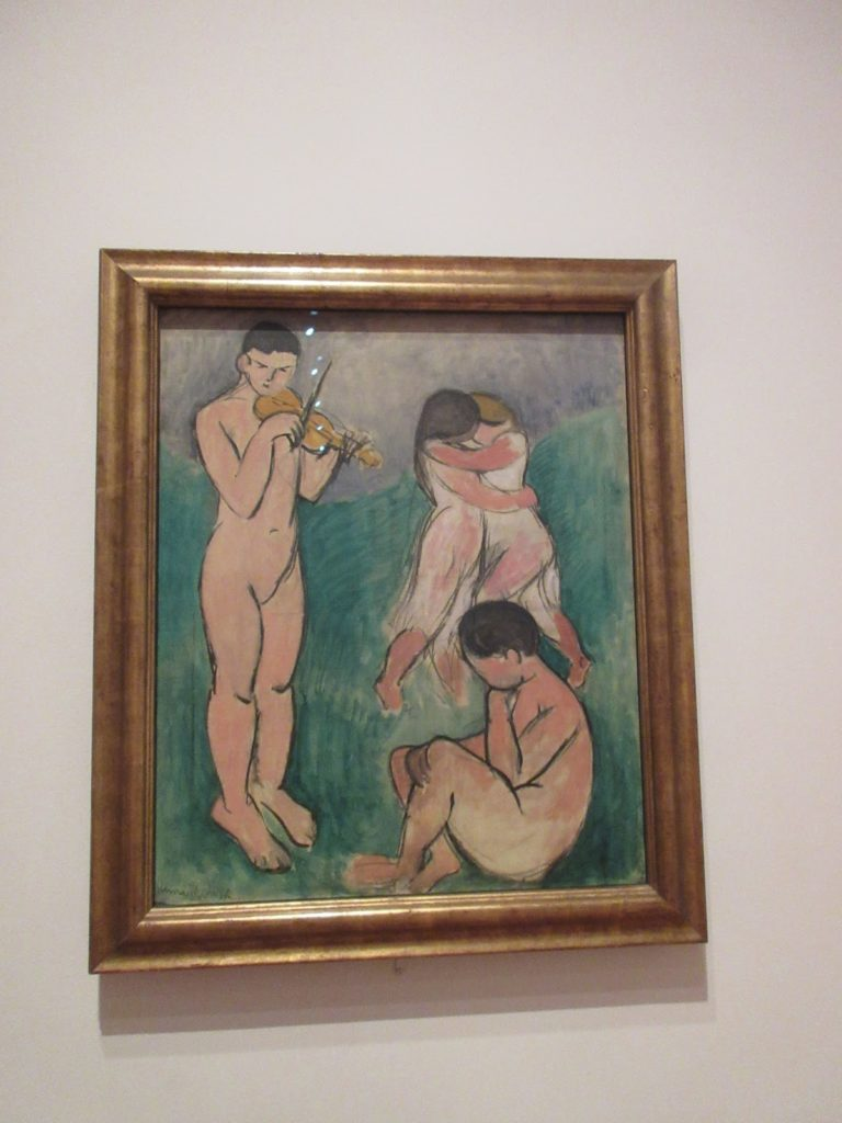 Matisse, MOMA, Museum of Modern Art, New York, Elisa N, Blog de Viajes, Lifestyle, Travel