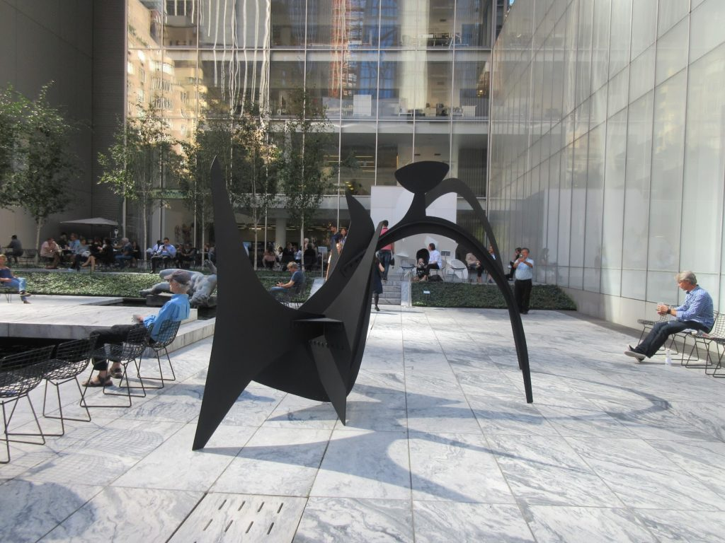 Calder, Sculpture Garden, MOMA, Museum of Modern Art, New York, Elisa N, Blog de Viajes, Lifestyle, Travel