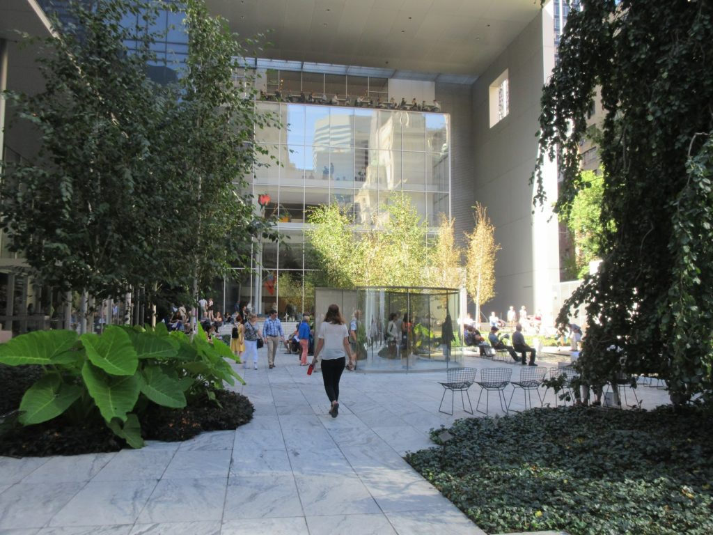 Sculpture Garden, MOMA, Museum of Modern Art, New York, Elisa N, Blog de Viajes, Lifestyle, Travel