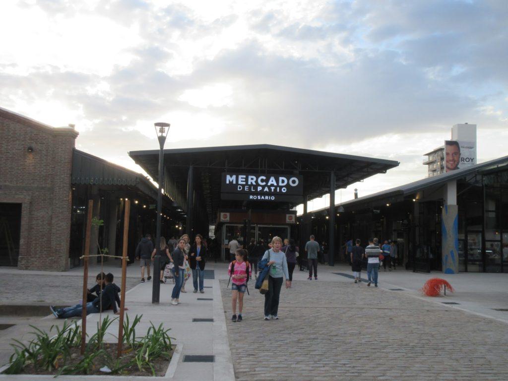 Mercado del Patio, Terminal de Ómnibus, Barrio Agote, Rosario, Elisa N, Blog de Viajes, Lifestyle, Travel