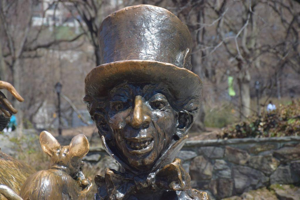 Alice in Wonderland, Alicia en el País de las Maravillas, Central Park, New York, Elisa N, Blog de Viajes, Lifestyle, Travel