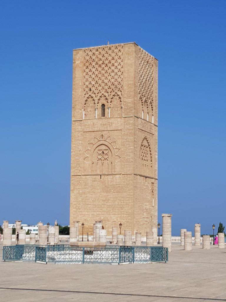 Torre de Hassan, Mezquita inacabada, Rabat, Marruecos, Marruecos, Elisa N Diseño de Viajes