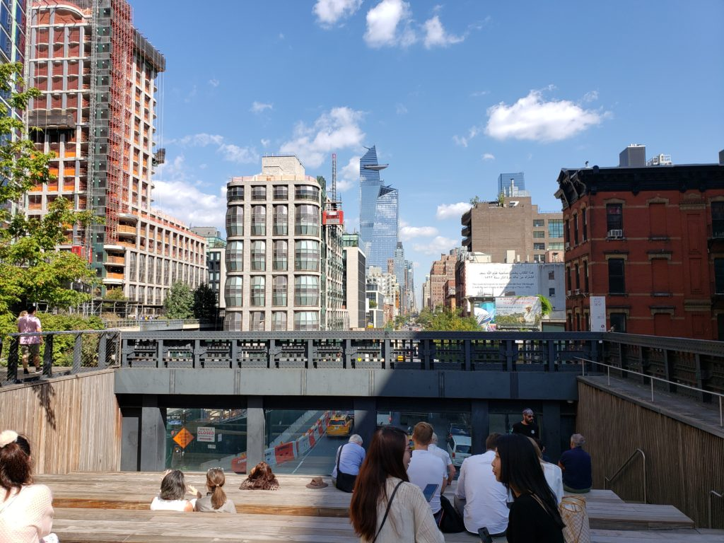 Elisa N Diseño de Viajes en Nueva York