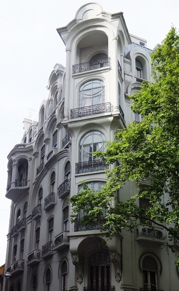 Hotel Chile, Buenos Aires, Argentina