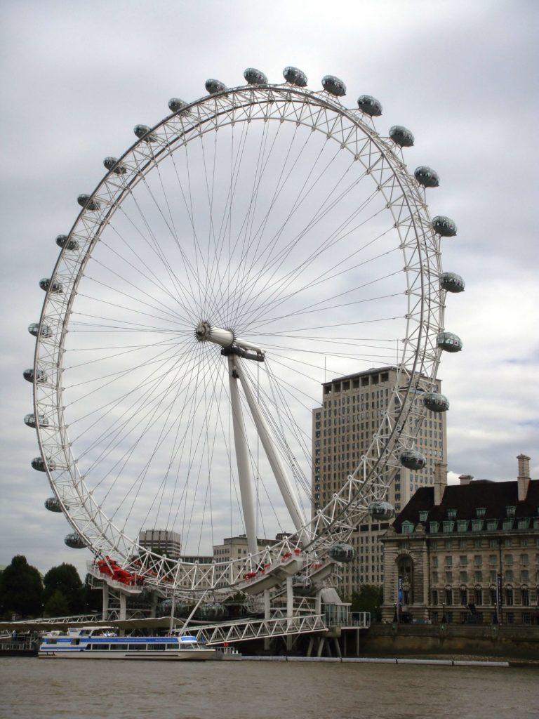 London Eye, Magia en Southbank, London