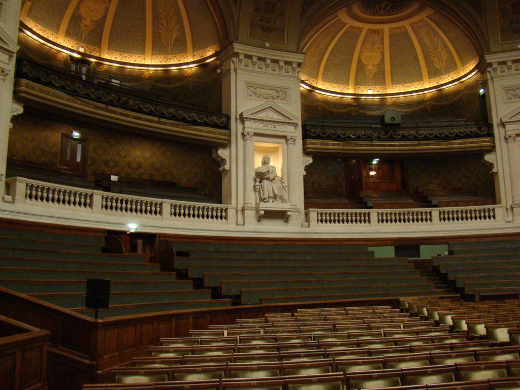 Auditorio de La Sorbonne
