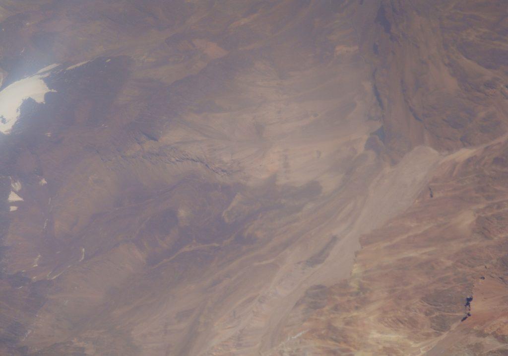Cordillera de los Andes, Argentina-Chile