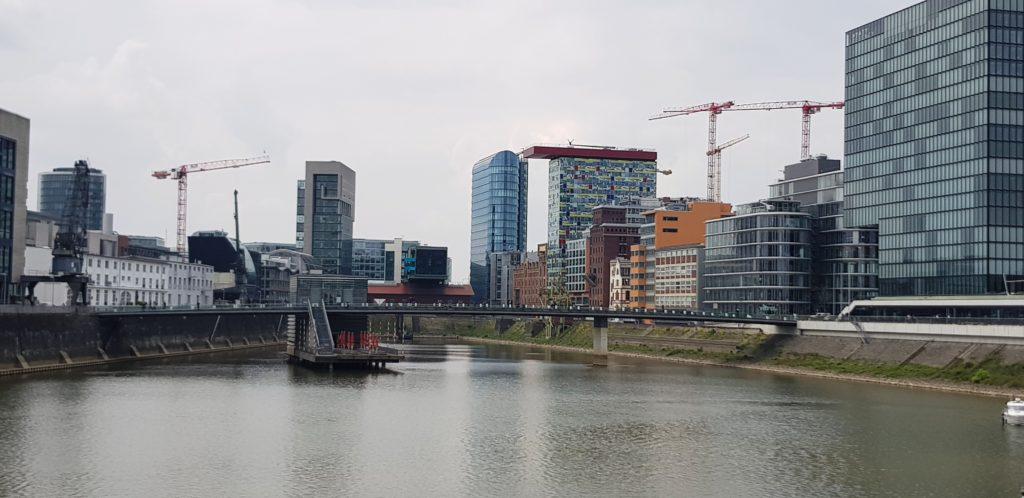 Medienhafen, Dusseldorf