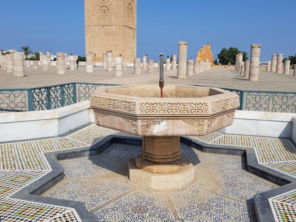 Fuente, Rabat