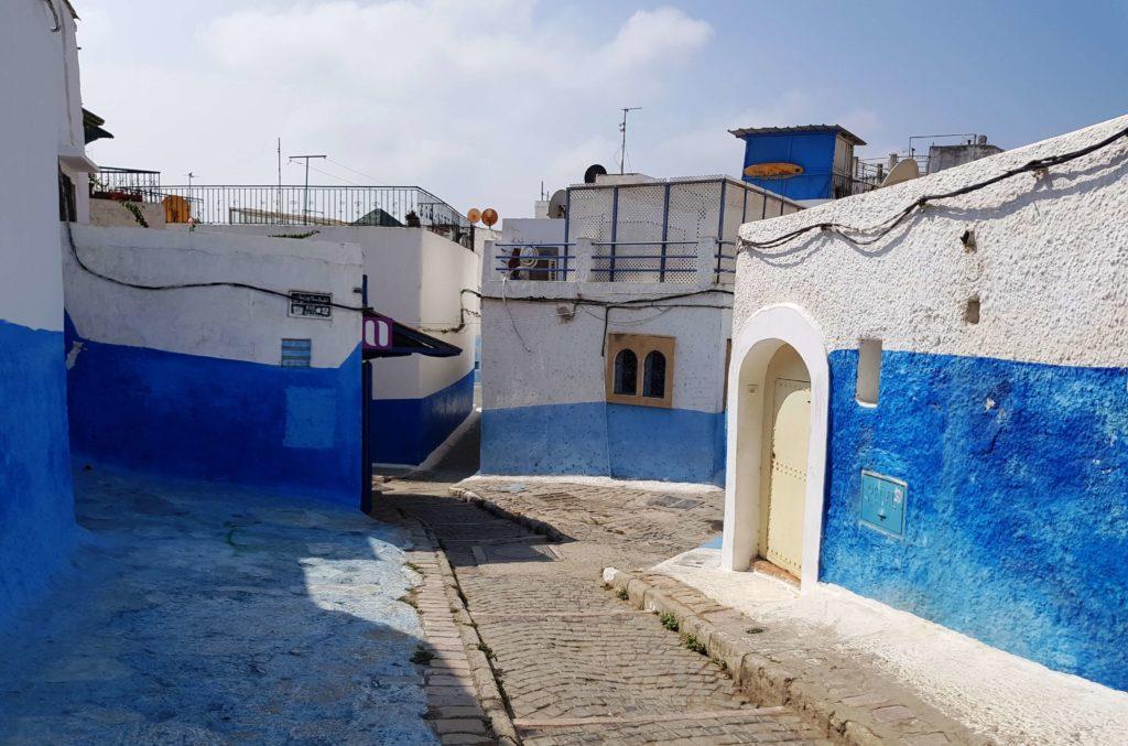 Kasbah de los Oudayas, Rabat