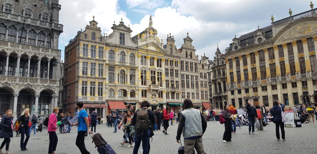 Grand Place, Grote Markt, Brussels