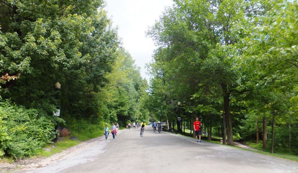 Qué ver en , Montréal, Parque del Mont Royal