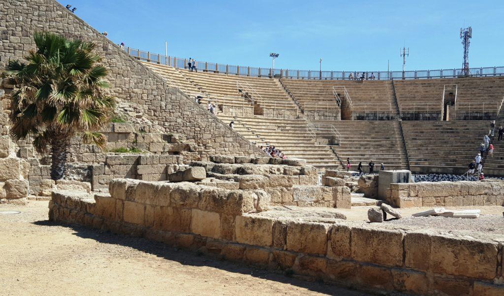 Anfiteatro de Cesarea