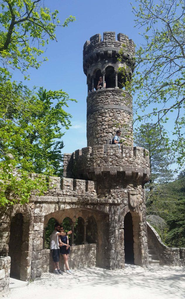 Torres de la Quinta da Regaleira, Sintra, Portugal