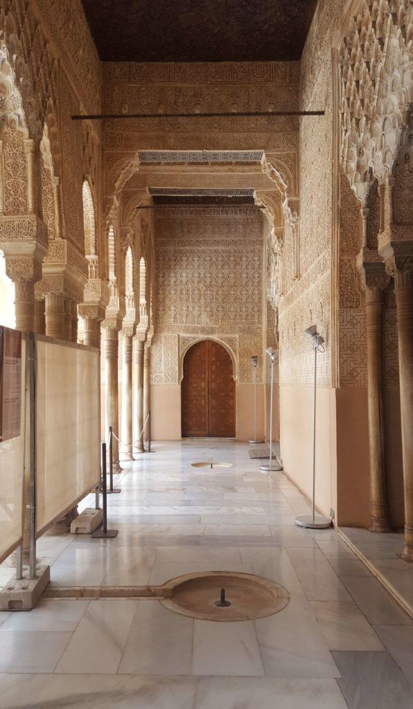Salón de los Embajadores, Alhambra, Granada