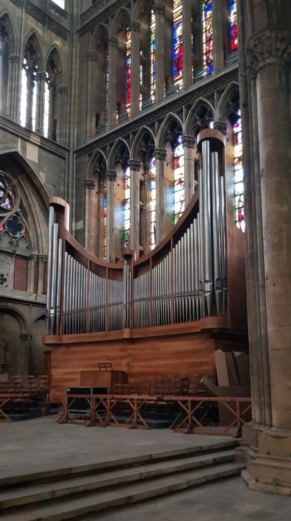 Órgano de la Catedral de Metz