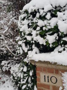 Invierno en Oxford 2019, England