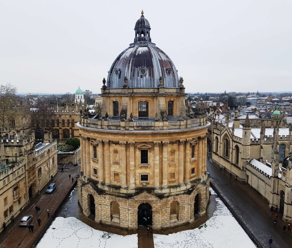 Radcliffe Camera, Bodleian Library, Oxford 2019, Oxforshire, England, Britain