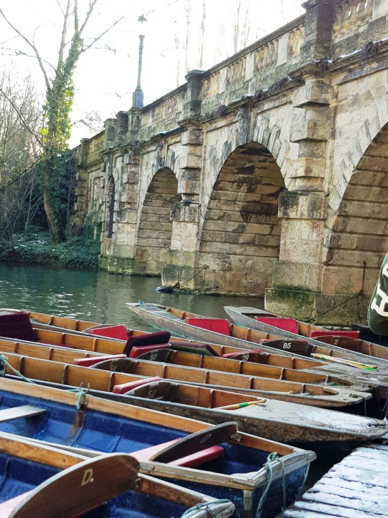 Paseando por Oxford