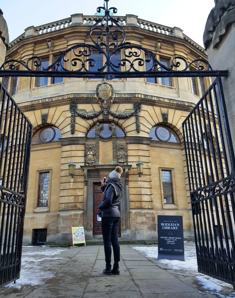 Bodleian Library, Oxford 2019
