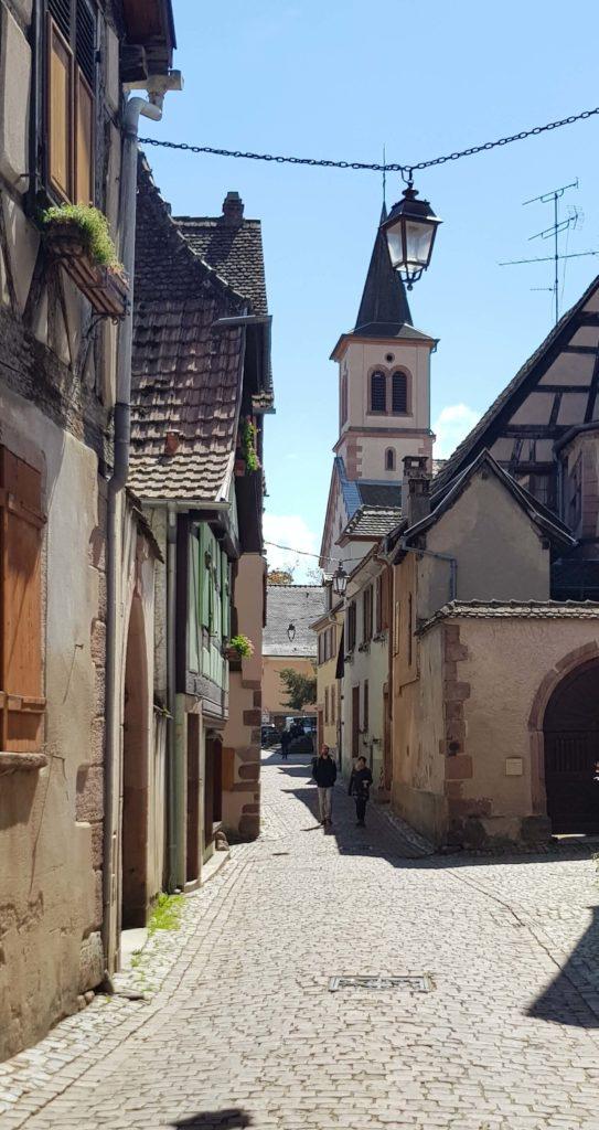 Les trois églises, Riquewihr