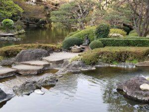 Jardín Japonés, Hotel New Otani Tokyo Garden, Japón