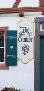 Restaurant Die Trube, Alemania