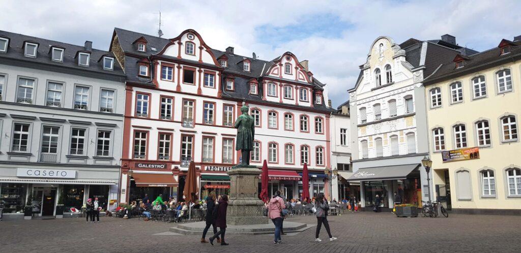 Jesuitenplatz, Koblenz, Coblenza, Alemania
