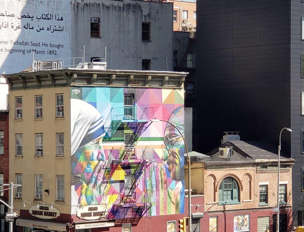 Tolerance, Kobra en New York