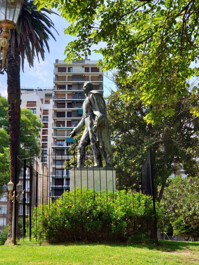 Barrancas de Belgrano, Buenos Aires, Argentina